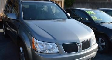 2009 PONTIAC TORRENT GREY