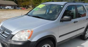 HONDA CR-V **CASH**
